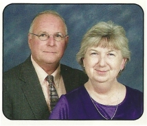 Pastor Ken and Mrs. Faye Burgess
